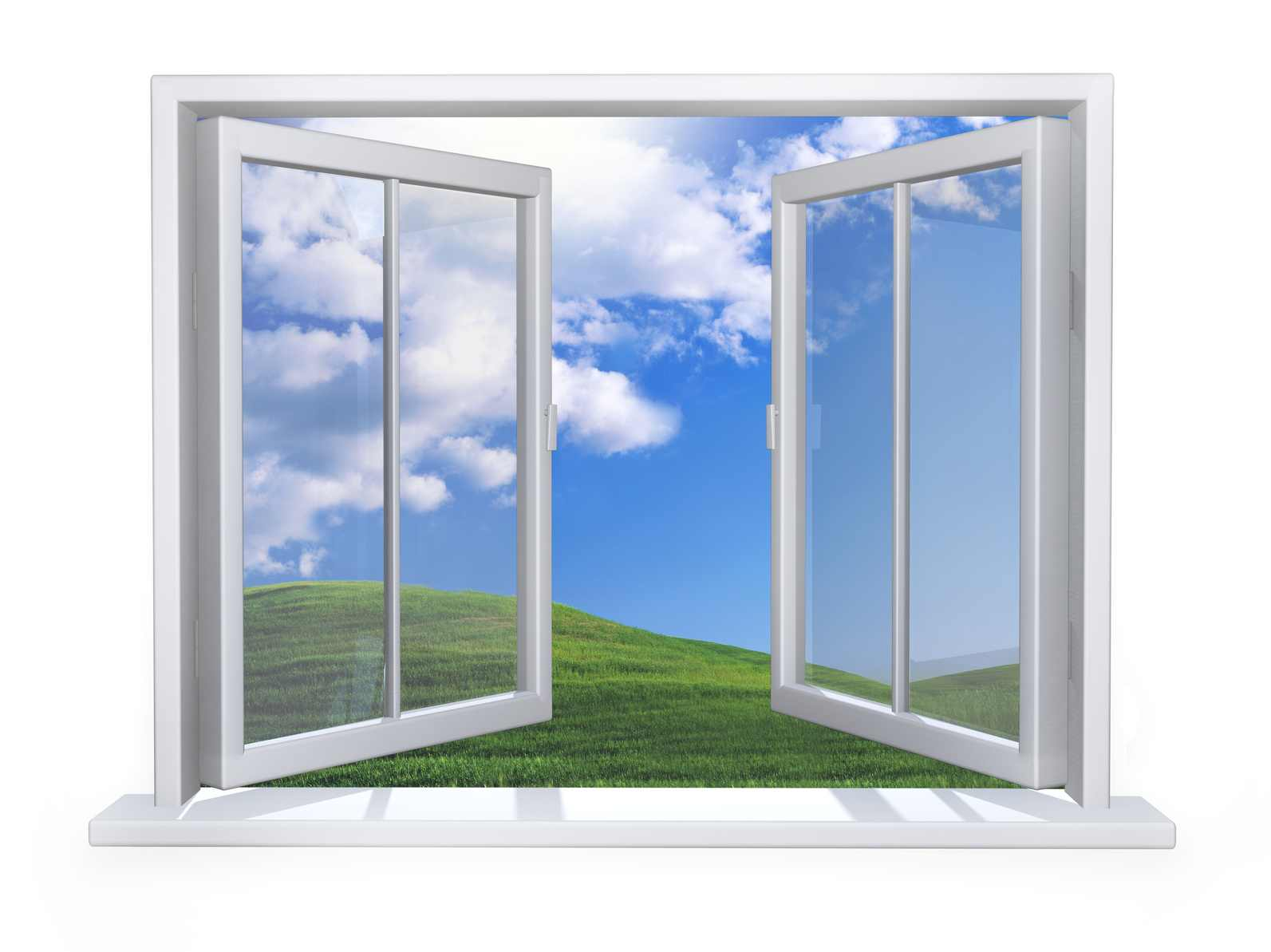 Closed Window Frame : Fenster fuer stahlgaragen omicroner garagen