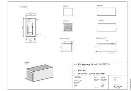 betongaragen grundrisse omicroner garagen. Black Bedroom Furniture Sets. Home Design Ideas